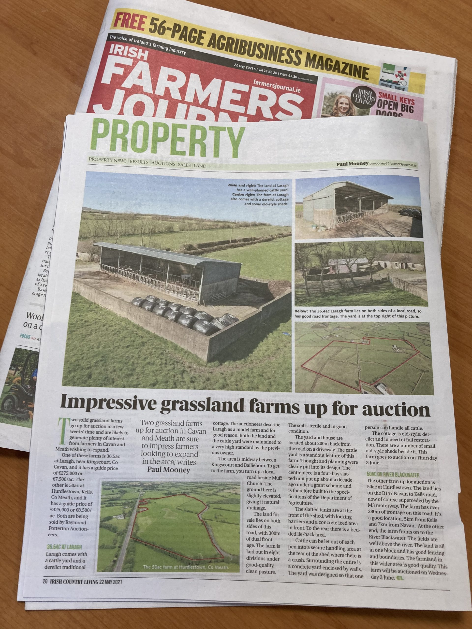 The Farmers Journal – Property Feature